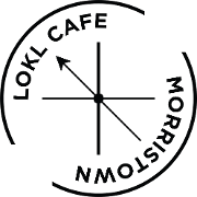 This is the restaurant logo for Lokl Cafe