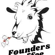 This is the restaurant logo for Founders Coffee - Durango