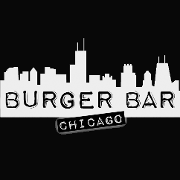 This is the restaurant logo for Burger Bar Chicago