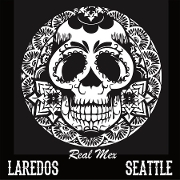 This is the restaurant logo for Laredos Grill