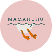 This is the restaurant logo for Mamahuhu