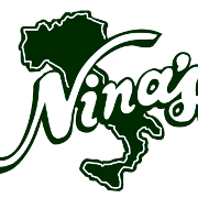 This is the restaurant logo for Nina's