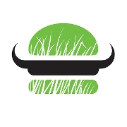 This is the restaurant logo for Grassburger