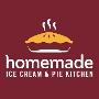 Restaurant logo for Homemade Ice Cream & Pie Kitchen