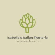 This is the restaurant logo for Isabella's Italian Trattoria