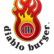This is the restaurant logo for Diablo Burger Flagstaff
