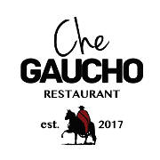 This is the restaurant logo for Che Gaucho