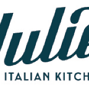 This is the restaurant logo for Juliet Italian Kitchen at The Arboretum