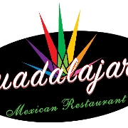 This is the restaurant logo for Guadalajara Mexican Restaurant