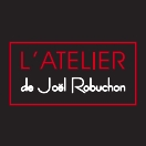 This is the restaurant logo for L'ATELIER de Joël Robuchon New York