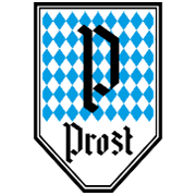 This is the restaurant logo for Prost