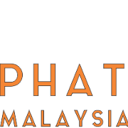 This is the restaurant logo for Phat Eatery
