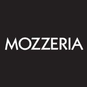 This is the restaurant logo for Mozzeria DC