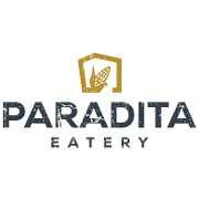 This is the restaurant logo for Paradita