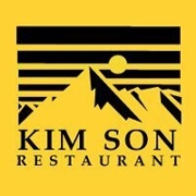 This is the restaurant logo for Kim Son - Bellaire
