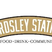 This is the restaurant logo for Ardsley Station