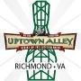 Restaurant logo for Uptown Alley Richmond