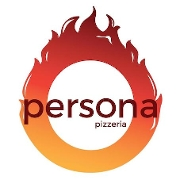 This is the restaurant logo for Persona Pizzeria