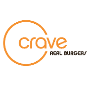 This is the restaurant logo for Crave - Gift Cards