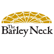 This is the restaurant logo for The Barley Neck
