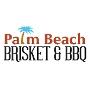 Restaurant logo for Palm Beach Brisket & BBQ