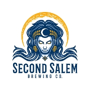 This is the restaurant logo for Second Salem Brewing Company