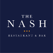 This is the restaurant logo for The Nash