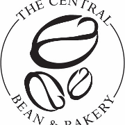 This is the restaurant logo for Central Bean & Bakery