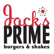 This is the restaurant logo for Jacks Prime