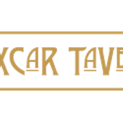 This is the restaurant logo for Boxcar Tavern