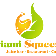 This is the restaurant logo for Miami Squeeze - Midtown