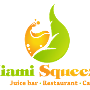 Restaurant logo for Miami Squeeze - Midtown