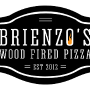 This is the restaurant logo for Brienzo's Wood Fired Pizza