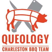 This is the restaurant logo for 120 Queology