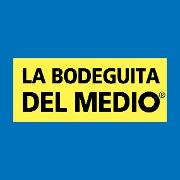 This is the restaurant logo for La Bodeguita del Medio