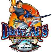 This is the restaurant logo for Dirty Al's SPI