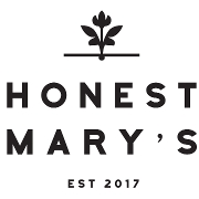 This is the restaurant logo for Honest Mary's