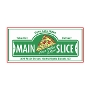 Restaurant logo for The Main Slice