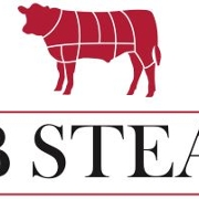 This is the restaurant logo for LB Steak Bishop Ranch
