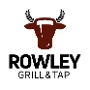 Restaurant logo for Rowley Grill & Tap