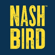 This is the restaurant logo for NASHBIRD