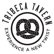 This is the restaurant logo for Tribeca Tavern