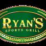 Restaurant logo for Ryans Sports Grill