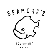 This is the restaurant logo for Seamore's