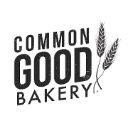This is the restaurant logo for Common Good Bakery
