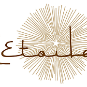 This is the restaurant logo for L'Etoile Restaurant