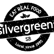This is the restaurant logo for Silvergreens