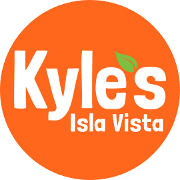 This is the restaurant logo for Kyle's