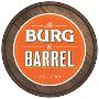Restaurant logo for BURG & BARREL