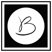 This is the restaurant logo for Bucatino Restaurant and Wine Bar